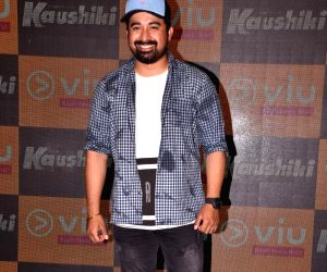 "Launch of web series ""Kaushiki"" - Rannvijay Singha"