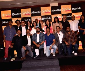 "Launch of web series ""Kaushiki"" - Rannvijay Singha, Sayani Gupta, Rajeev Siddhartha, Madhurima Roy, Omkar Kapoor and Shruti"