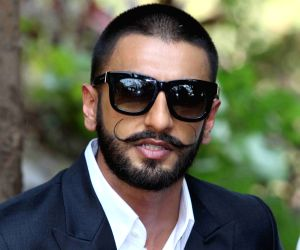 Ranveer's mohawk moment draws Bollywood's attention