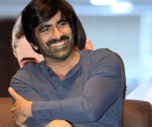 Actor Ravi Teja during a interview.