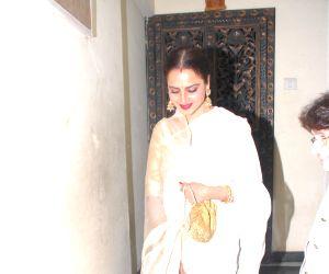 Priyanka's surprise birthday party