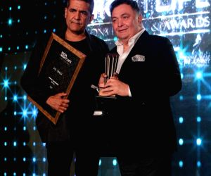 "India Nightlife Convention Awards""-Rishi Kapoor"