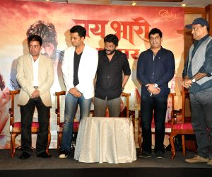 Riteish Deshmukh celebrates the success of Lai Bhari