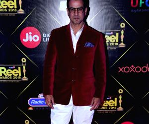 iReel Awards 2018 - Rohit Roy