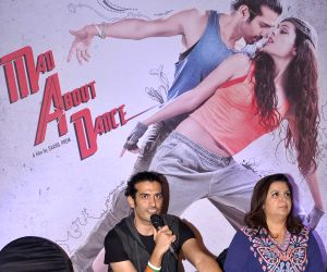 Trailer launch of film Mad About Dance