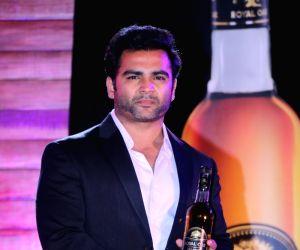 "Launch of whiskey brand ""Royal Oak""- Sachiin J Joshi"