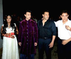 Salman Khan's sister Arpita Khan's wedding ceremony