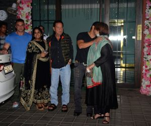 Arpita Khan Sharma hosted a Diwali party at her residence