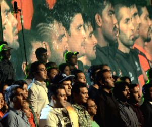 Pro Kabaddi - U Mumba vs Puneri Paltan