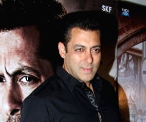 Salman Khan launches his personal grooming brand 'FRSH' on Eid