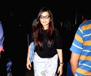 Celebs leaves for New York for IIFA 2017