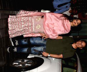 Celebs at Arpita Khan's Eid party