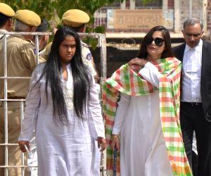 Black buck poaching case - Arpita, Alvira Khan at Jodhpur Court