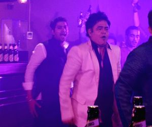 Song shoot of film 'Shaadi Abhi Baki Hai'