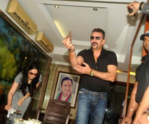 Sanjay Dutt celebrates his 57th birthday
