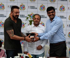 Bhamla Foundation With Sanjay Dutt