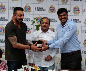 Bhamla Foundation With Sanjay Dutt
