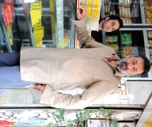 Sanjay Dutt on location shoot for film Bhoomi