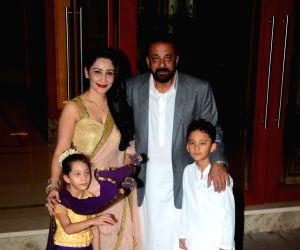 Celebs attend Sanjay Dutt and Maanyata Dutt's Diwali Party