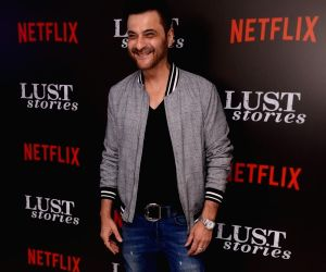 "Netflix's ""Lust Stories"" - Sanjay Kapoor"