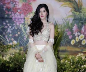 Sonam Kapoor and Anand Ahuja's wedding reception - Shanaya Kapoor