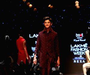 Lakme Fashion Week Winter/Festive 2019 - Jahaan Kapoor