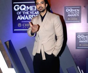 "GQ Men Of The Year Awards"" 2017- Saqib Saleem"