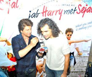 Mini trailer launch of film Jab Harry Met Sejal