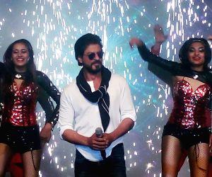 Shah Rukh Khan celebrates his 50th birthday