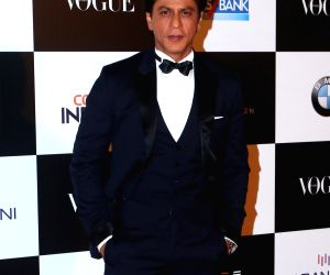 "Vogue Women Of The Year"" 2017- Shah Rukh Khan"