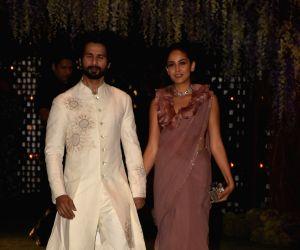 Pre-wedding bash of Mukesh Ambani's niece