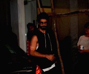 "Special screening of film ""Batti Gul Meter Chalu"" - Shahid Kapoor"