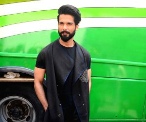 My father inspires me a lot: Shahid Kapoor