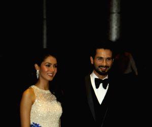 Shahid, Mira wedding reception
