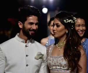 Shahid Kapoor-Mira Rajput's 5th wedding anniversary: Their romance will leave you swooning