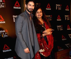 Shahid, Rajkummar and others celebs at Reebok's Fit To Fight awards ceremony