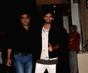 "Film ""Kabir Singh"" teaser success party"