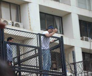 Shahrukh Khan celebrates Eid ul-Fitr