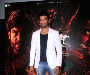 "Trailer launch of film ""Raakshas"