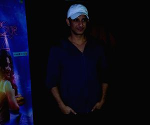 """Special screening of film """"Kuch Bheege Alfaaz"""" - Sharman Joshi"""
