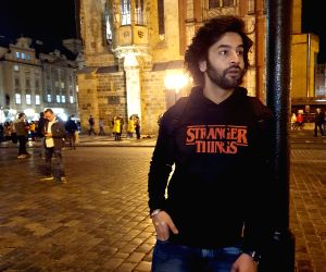 Travelling is an eye-opener: Shashank Vyas