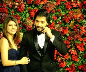 Ranveer-Deepika's wedding reception - Shreyas Talpade