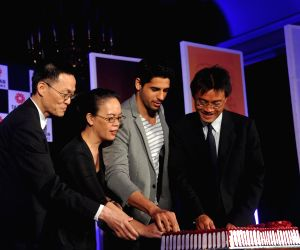 Mumbai: Siddharth Malhotra launches Taiwan Excellence 2014 Campaign