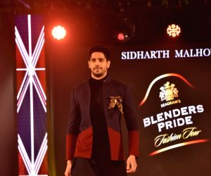 Blenders Pride Fashion Tour 2017 - Sidharth Malhotra