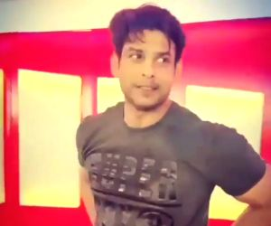 Sidharth Shukla 'blessed' to meet his aged fan