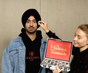 Diljit Dosanjh to join other icons at Madame Tussauds Delhi
