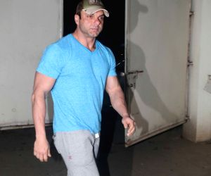 "Special screening of film ""My Birthday Song"" - Sohail Khan"
