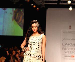 Lakme Fashion Week Winter/ Festive 2014 - Purvi Doshi