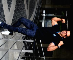 Sonu Sood at the launch of a gym