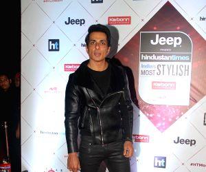 "HT India's Most Stylish Awards"" - Sonu Sood"